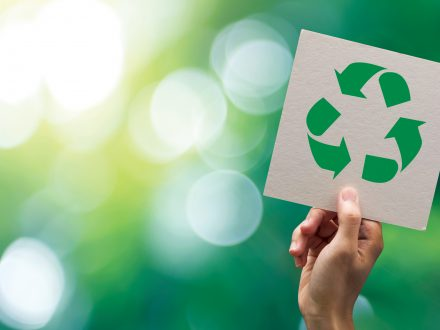improve the uptake of recycled content