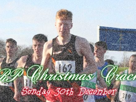 ERP Christmas Cracker 5K 2018