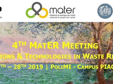 Meeting on Innovations & Technologies in Waste Recovery