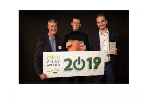 vincitore Green Alley Award 2019