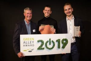 GelatexGreen Alley Award winner 2019